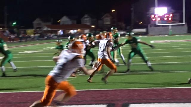 Newark Catholic's defense kept Heath out of the end zone in a 6-3 victory.