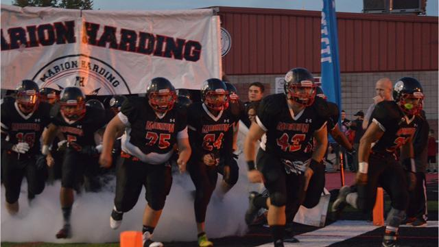SLIDESHOW: Marion Harding 28, River Valley 21