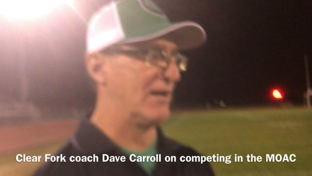 Clear Fork wins at least share of MOAC football title
