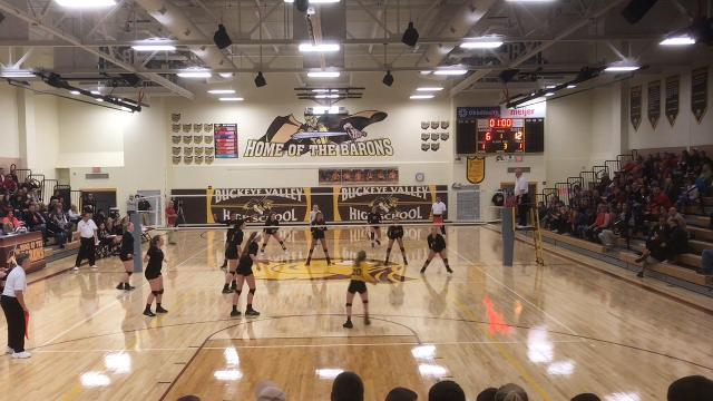HIGHLIGHTS: Pleasant beat Northmor for district title