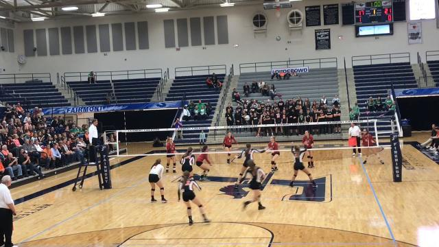 Johnstown volleyball ends season in regional semifinals