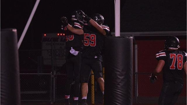 SLIDESHOW: Pleasant rolls up Genoa in football playoffs