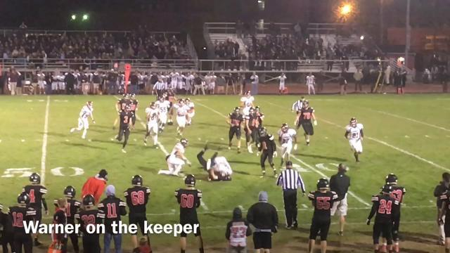 HIGHLIGHTS: Pleasant romps to 48-21 win over Genoa