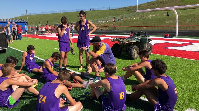 Tucker Markko talks about his team, teammates, coach, and goals for Unioto's cross country team.