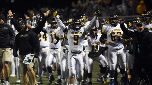 A look at how Tri-Valley made it into the Division III, Region 11 finals.