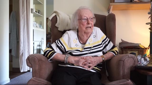 Vivian McCall turns 100 on November 28th.
