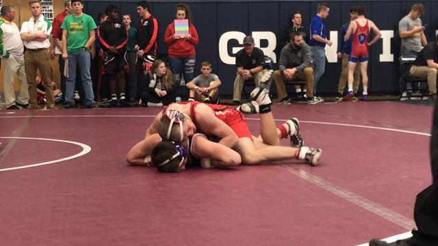 Granville Wrestling Invitational highlights