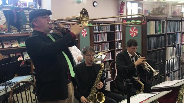 "Galion's annual holiday celebration, ""Come Home to Galion,"" was Saturday."