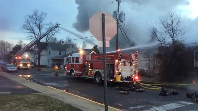 Chillicothe tanning salon fire