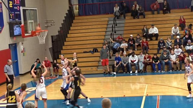 Watkins Memorial girls edge Licking Valley in see-saw thriller