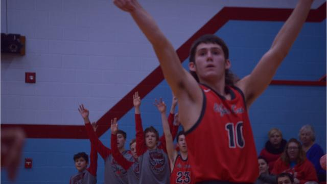 Elgin knocked off Ridgedale Tuesday night 71-32 in a non-league boys basketball game.