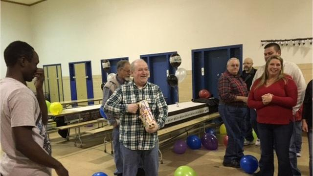 Plymouth police Chief Charlie Doan retires officially on Dec. 31 but Friday he received a surprise send off at village hall. Doan retires with 42 years in law enforcement.