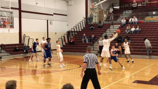 Licking Heights boys basketball battles St. Xavier