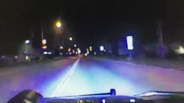 Dash camera video from Hebron pursuit released