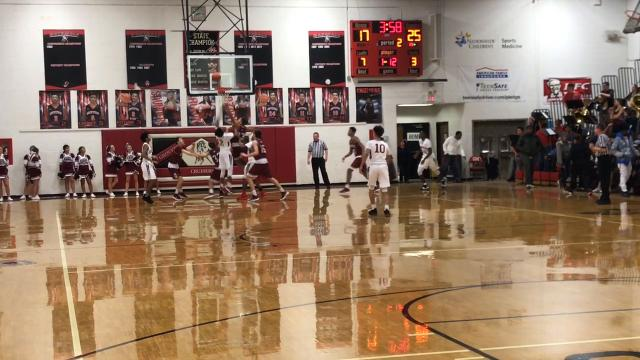 Newark extended its OCC-Capital lead with a 62-50 victory at Groveport.