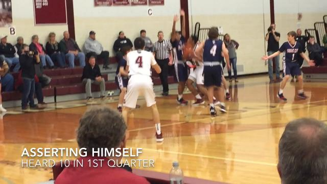 Newark shot 57 percent from the floor in a 64-50 win against visiting Grove City.