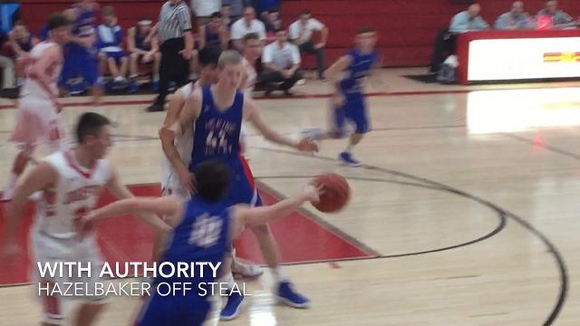 Johnstown won its 7th straight, 68-50 over visiting Licking Valley in an LCL boys crossover game.