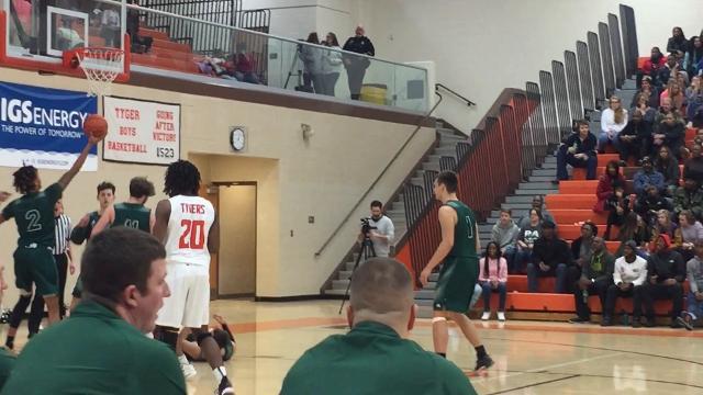 Mansfield Senior beat crosstown rival Madison 62-47 inside Pete Henry Gym on Saturday night.