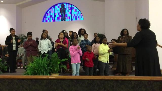 The Mansfield community gathered to remember and honor the legacy of the Rev.Martin Luther KingJr. during a Sunday evening church service, the day before the national holiday memorializing the civil rights leader.