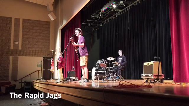 Heath High School students will be performing at the Rock and Roll Hall of Fame.