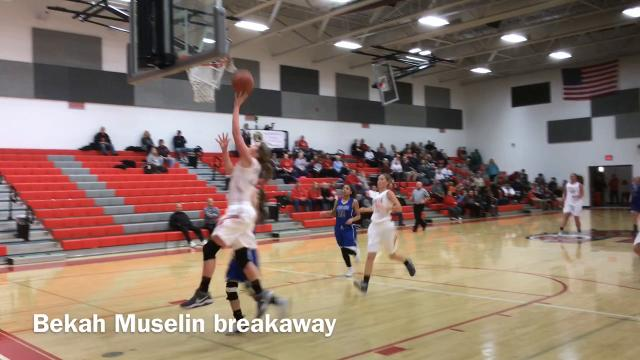 Elgin hosted Crestline Tuesday night and beat Crestline 77-38 in a non-league girls basketball game.