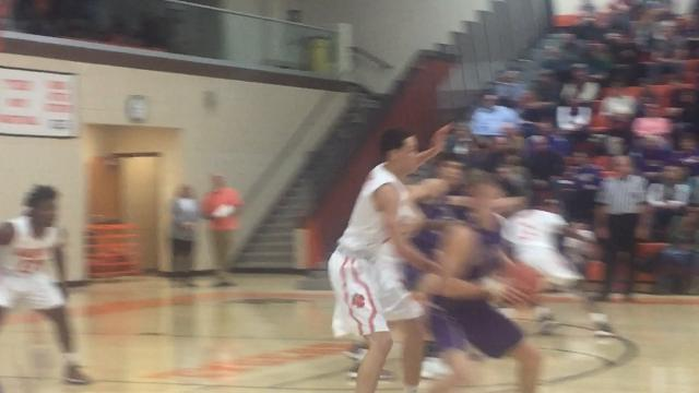 Highlights from Mansfield Senior's 60-52 win over Lexington