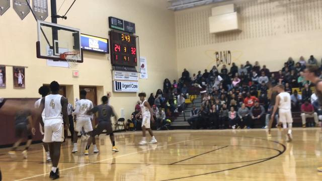 Watkins Memorial earned a 52-47 victory, its first at Licking Heights in more than a decade.