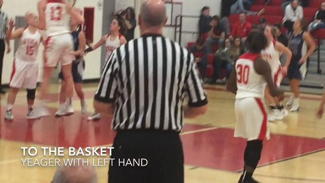 Visiting Granville won its 7th straight with a 52-42 LCL girls crossover win over Utica.
