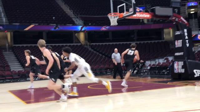 Watkins Memorial boys compete at the Q