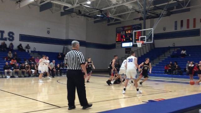 Zanesville scored the first seven points of the game in a win over Coshocton