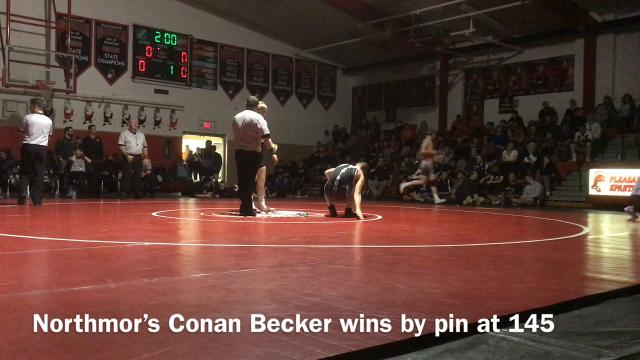 Here are some highlights from the finals of the 39th annual Sally George Invitational on Saturday night at Pleasant.