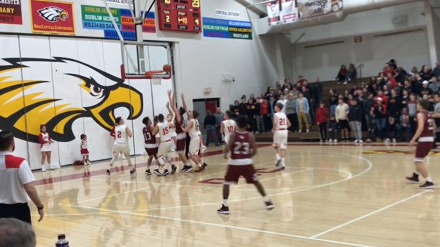 J.T. Shumate scored 29 points to lead Newark to its 15th consecutive victory, 78-47 at Big Walnut.