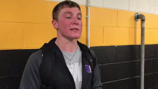 Unioto senior Gabe Fisher talks about his last four games and Friday's 58-40 win over Paint Valley.
