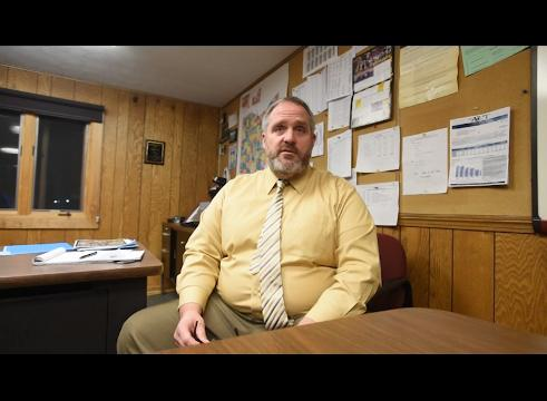Tri-Valley Local Schools superintendent Mark Neal talks about the Jason Schaumleffel situation.