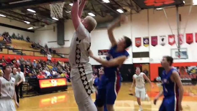 With 14 points in Tuesday's win, Dylan Swingle passed Chillicothe's Anthony Hitchens at the top of the county's all-time scoring list.