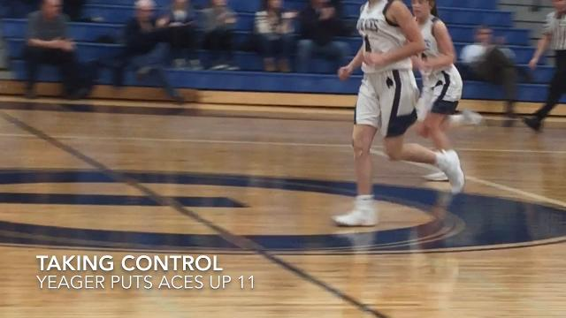 Granville girls advance to district semifinals