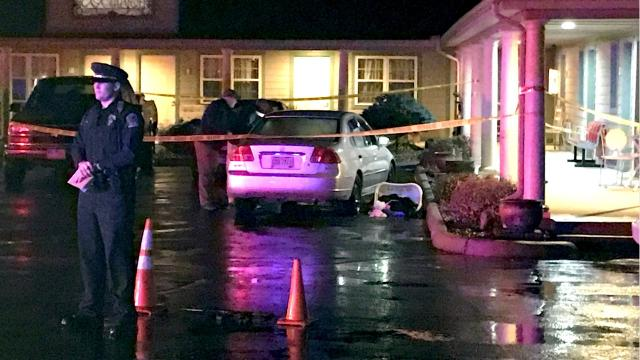 Police confirmed that Corena Bower, 27, was shot and killed Saturday night, Feb. 25, 2018, in the parking lot of the Casa Grande Motel on East Main Street in Lancaster.