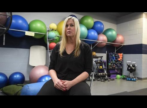 Silver Sneaks helps Coshocton County seniors stay fit.