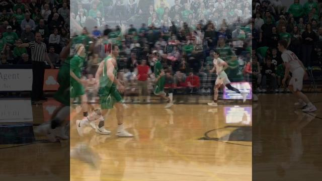 Footage from Margaretta's victory Thursday over Huron.