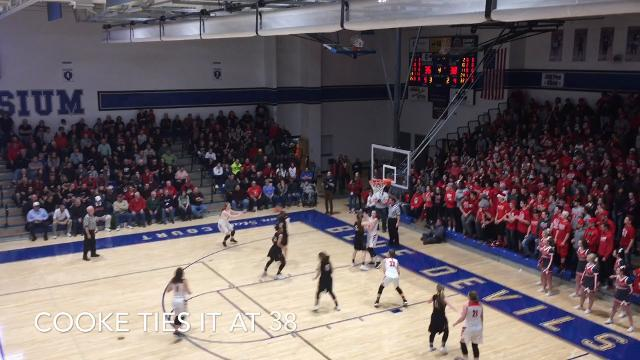 Sheridan couldn't hit enough shots late to keep its season alive in a 46-42 loss to New Philadelphia on Friday in a Division II regional final at Zanesville.