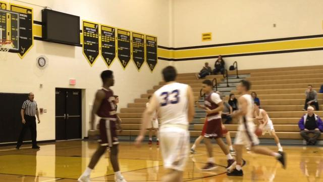 Licking County boys shoot past Muskingum Valley