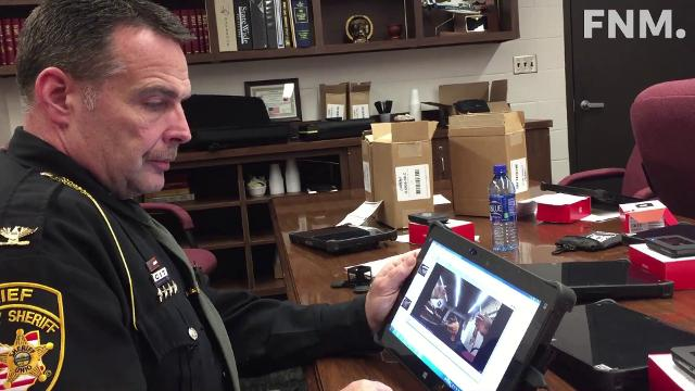 Body cams now used by Sandusky County Sheriff's Office.
