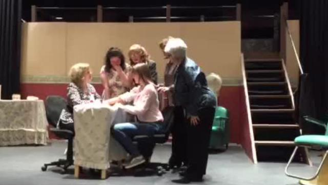 The popular play coming to the Ohio Theatre in Loudonville on April 12-15. Mark Caudill/News Journal