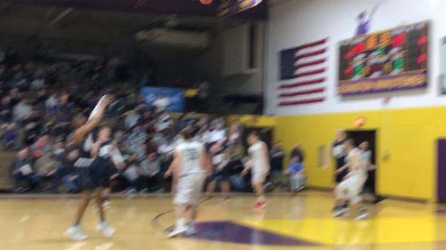 Highlights from the South's 104-99 victory over the North