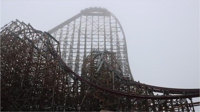 Cedar Point premiered Steel Vengeance, the park's new record-breaking, hyper-hybrid wood and steel roller coaster.
