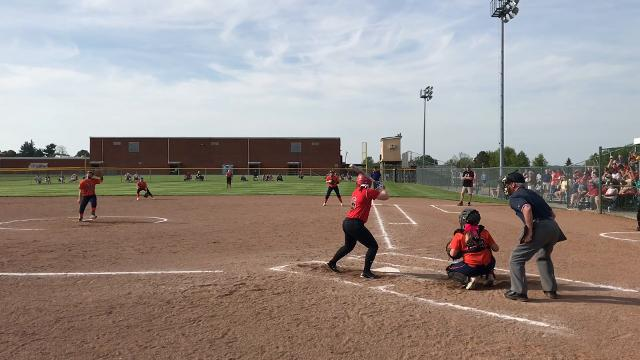 Highlights of Galion's 4-1 win over Crestview in the district championship game at Lexington High School on May 17, 2018.