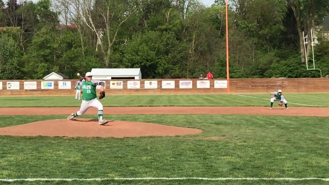 Bellevue v Clear Fork baseball