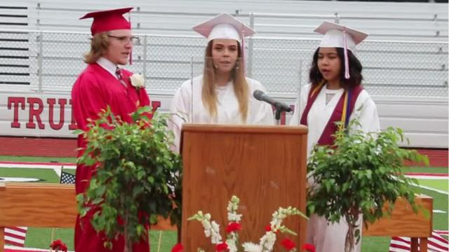Port Clinton High School hosted its 134th Annual Commencement on Saturday, graduating the Class of 2018.