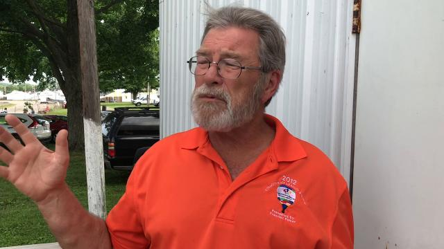 Ken Cramer talks about how the Coshocton Hot Air Balloon Festival was started 38 year ago and how he and his wife fell in love with the sport.
