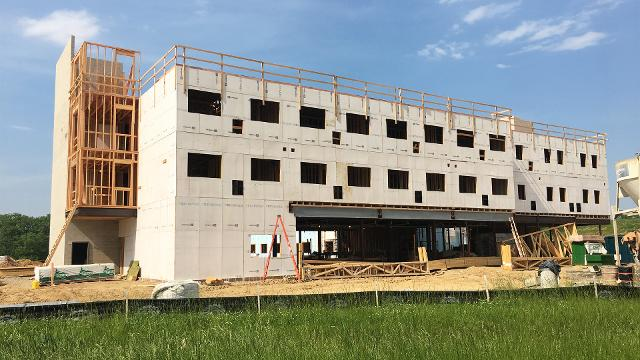 New Terra State Dorm Struggles To Meet Expectations